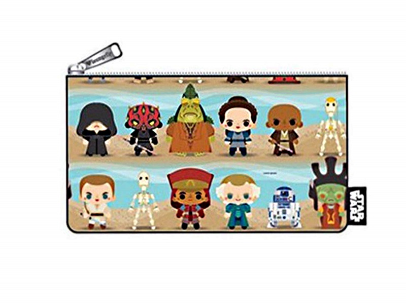 Loungefly x Star Wars The Phantom Menace Chibi Coin Bag on Amazon