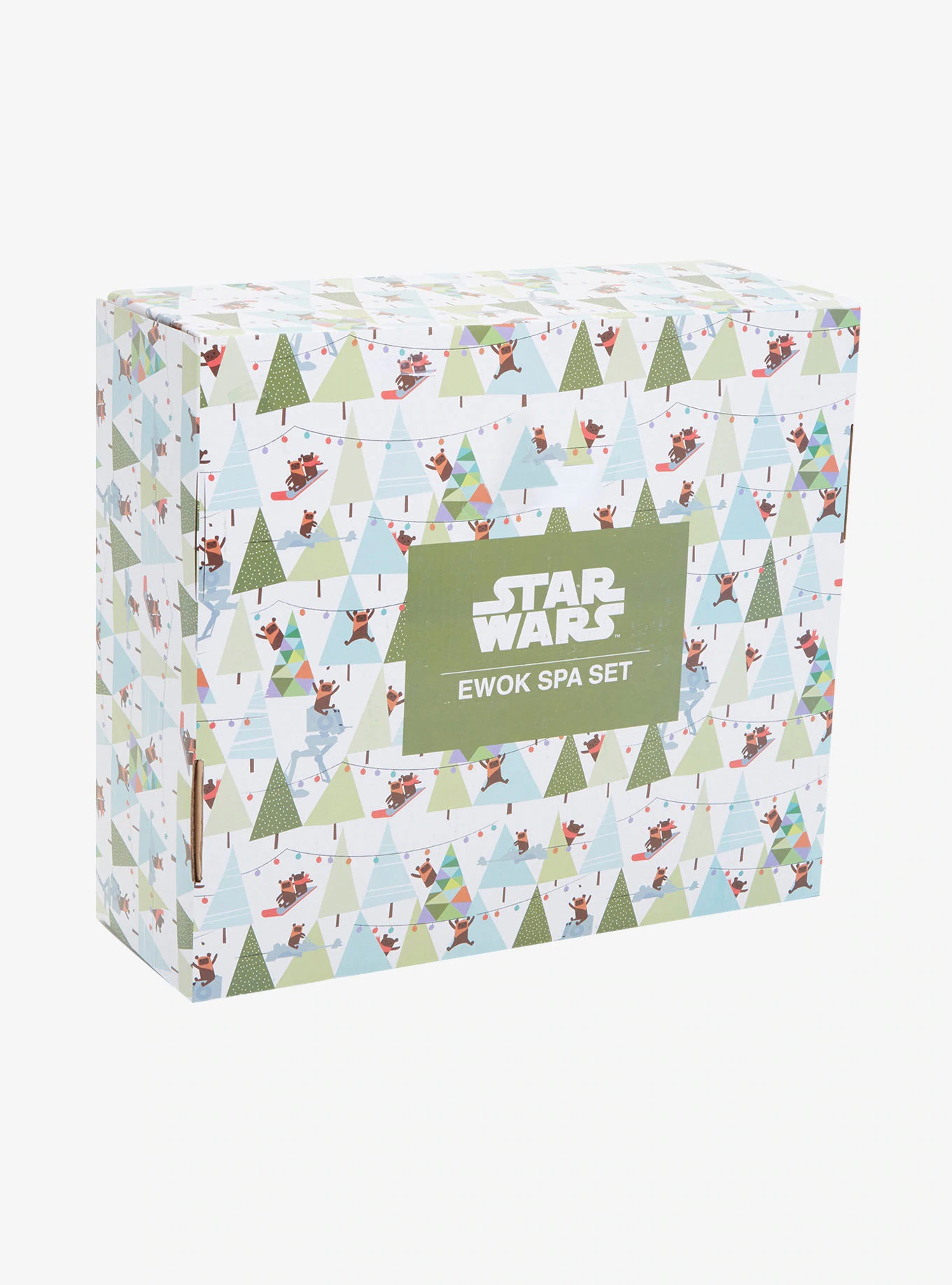 Star Wars Ewok Spa Robe Gift Set at Box Lunch