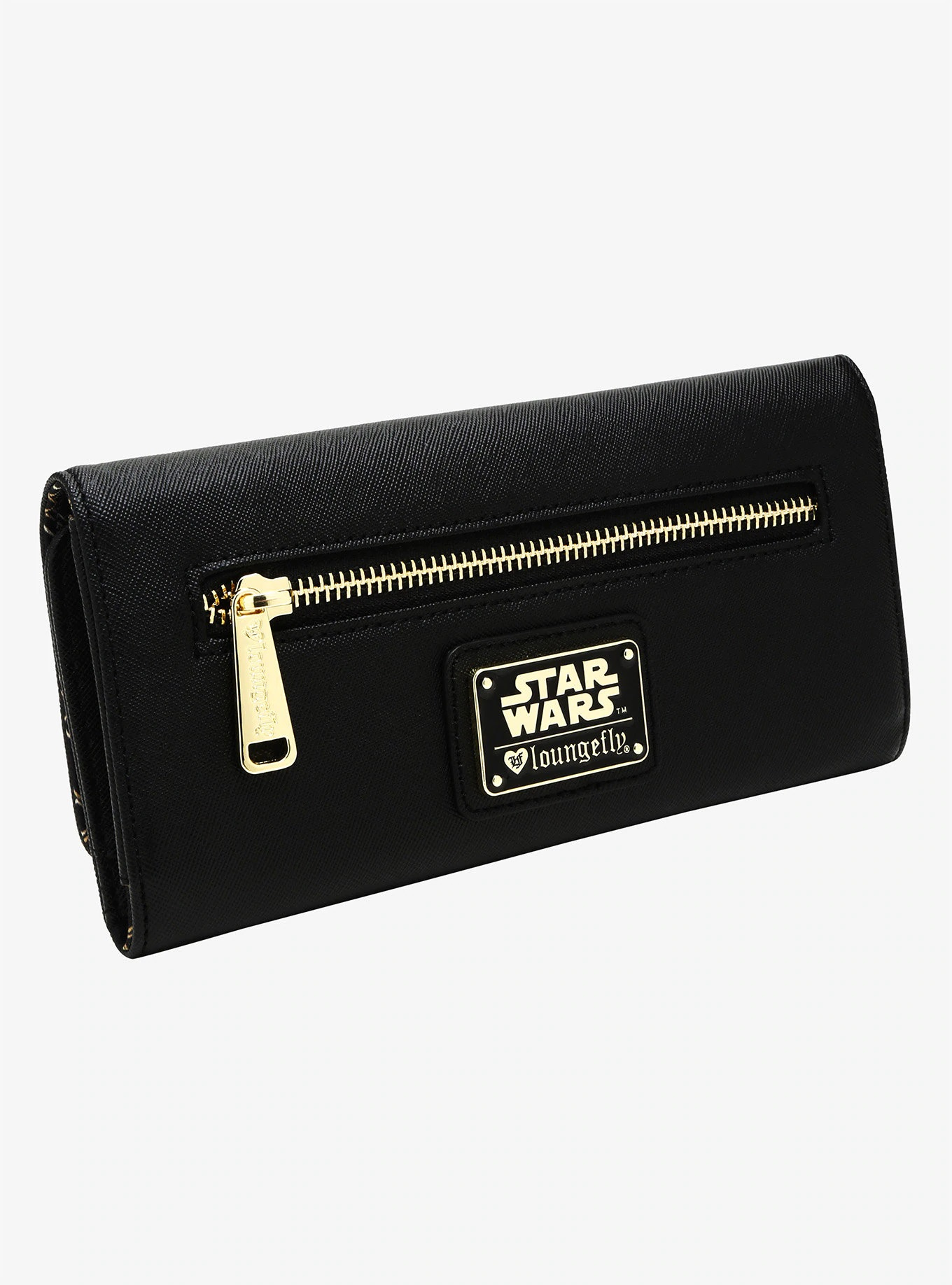 Loungefly x Star Wars The Last Jedi Rule The Galaxy Wallet at Box Lunch