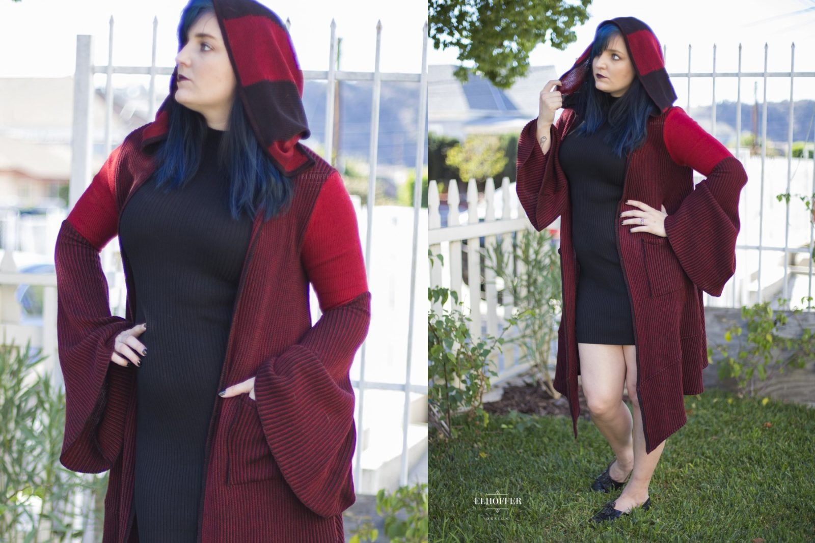 Galactic Decoy Cardigan by Elhoffer Design