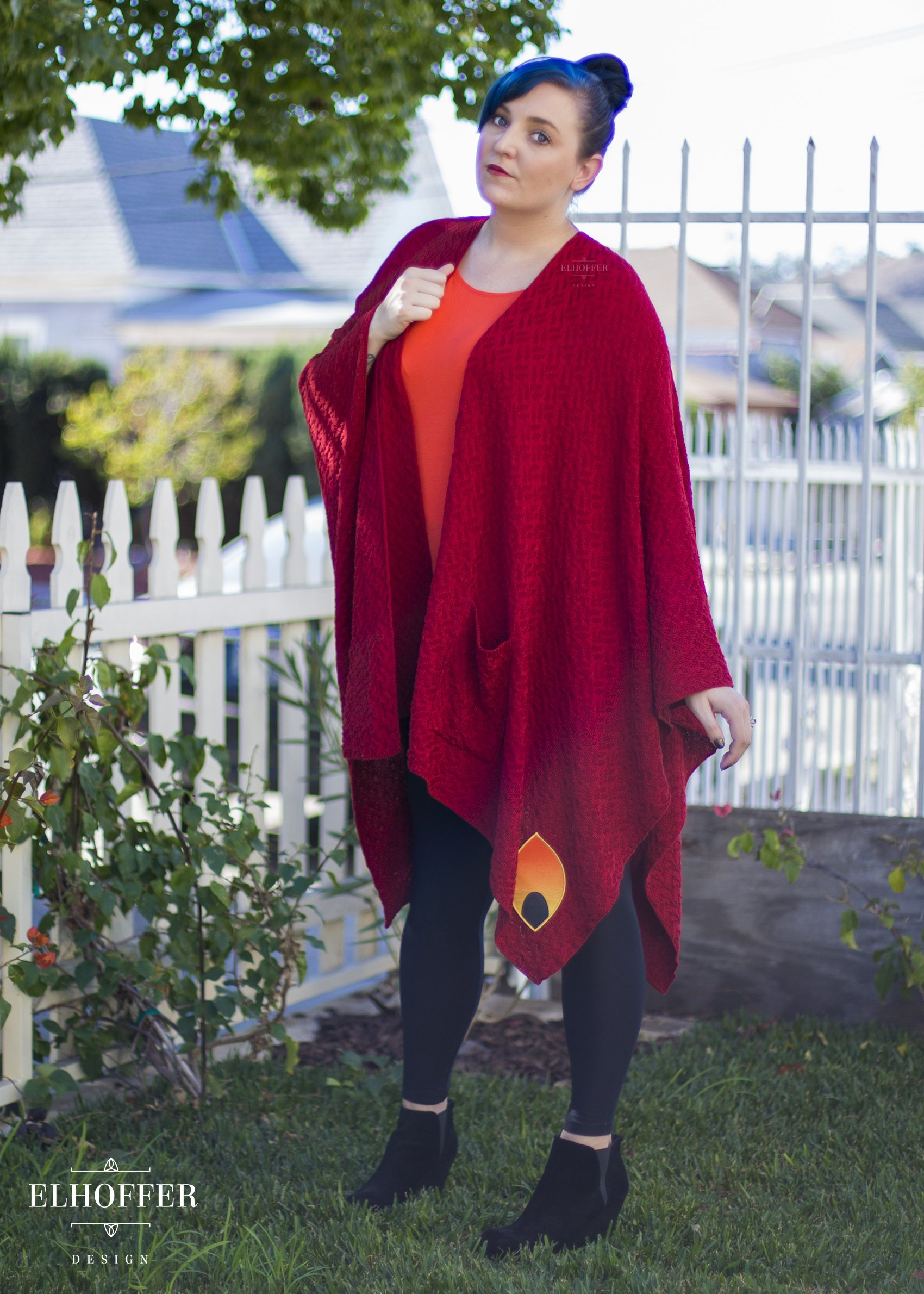 Star Wars Queen Amidala Inspired Galactic Queen Cape by Elhoffer Design