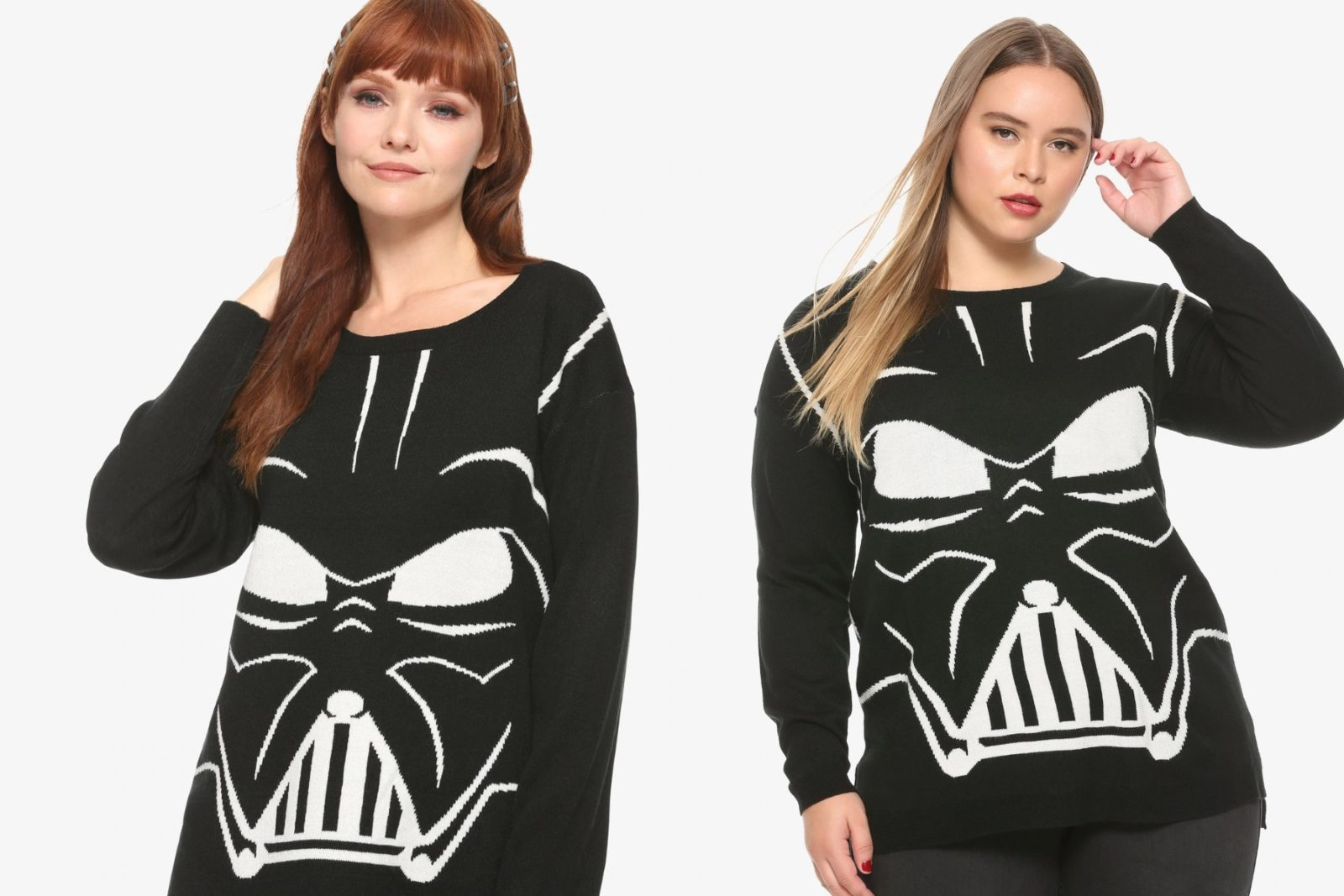 The Her Universe Darth Vader Sweater is Back!