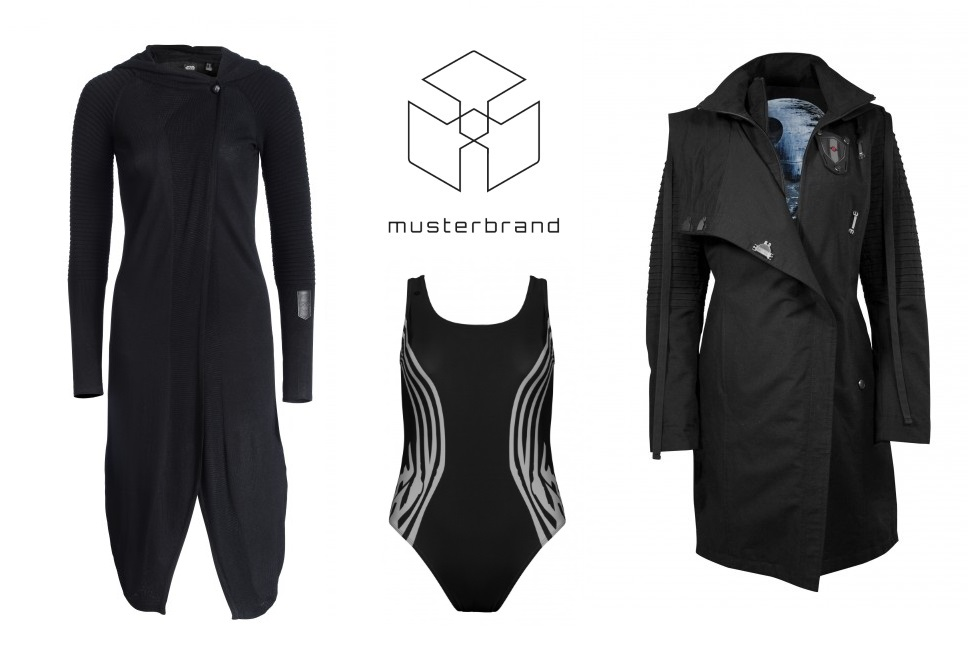 Sale on Musterbrand Black Star Wars Apparel