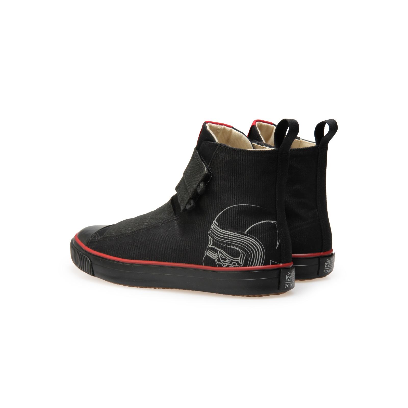 Po-Zu x Star Wars Kylo Ren High-Top Sneakers