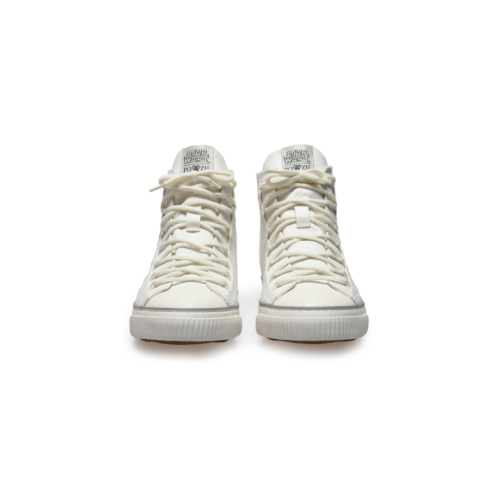 Po-Zu x Star Wars Rey High-Top Sneakers