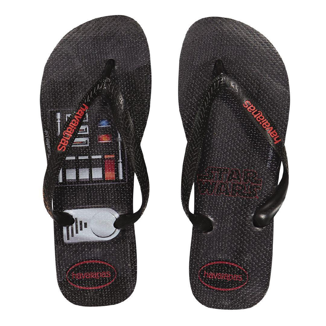 Havaianas x Star Wars Jandals at The Warehouse NZ