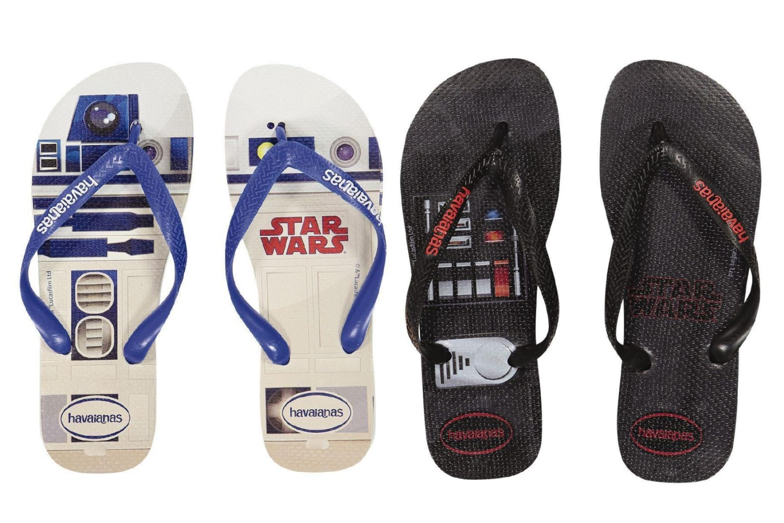 Star Wars Havaianas at The Warehouse