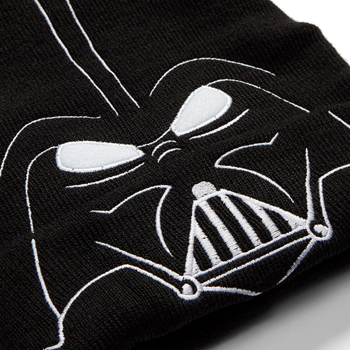 Star Wars Darth Vader Light Up Beanie at ThinkGeek