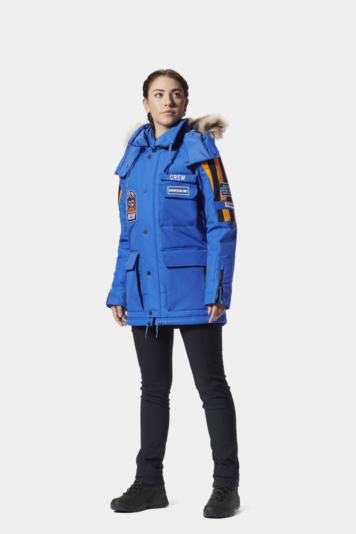 Columbia Star Wars Empire Crew Parka Jacket