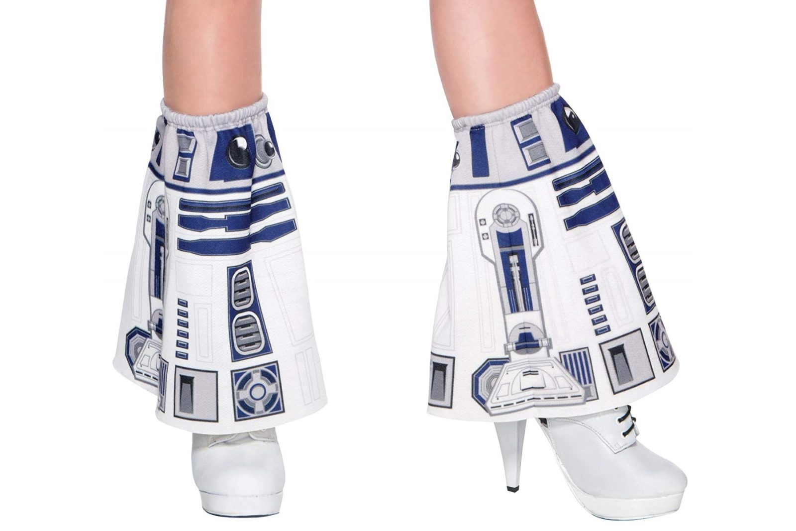 Star Wars R2-D2 Cosplay Legwear on Amazon