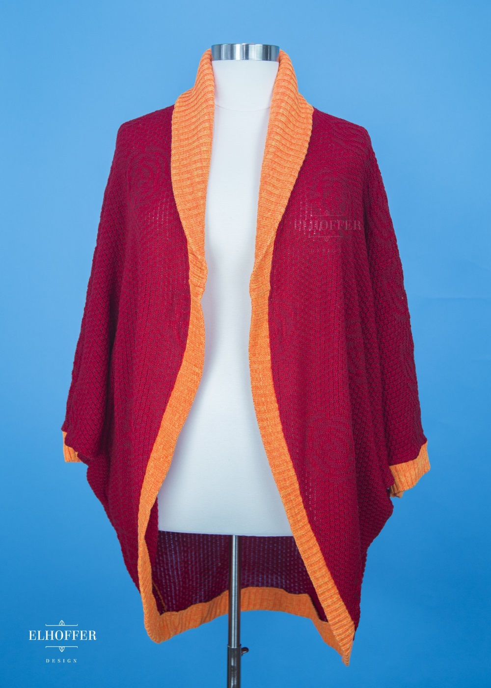 Elhoffer Design - Star Wars Queen Amidala Galactic Appeal Shawl Collar Dolman Cardigan