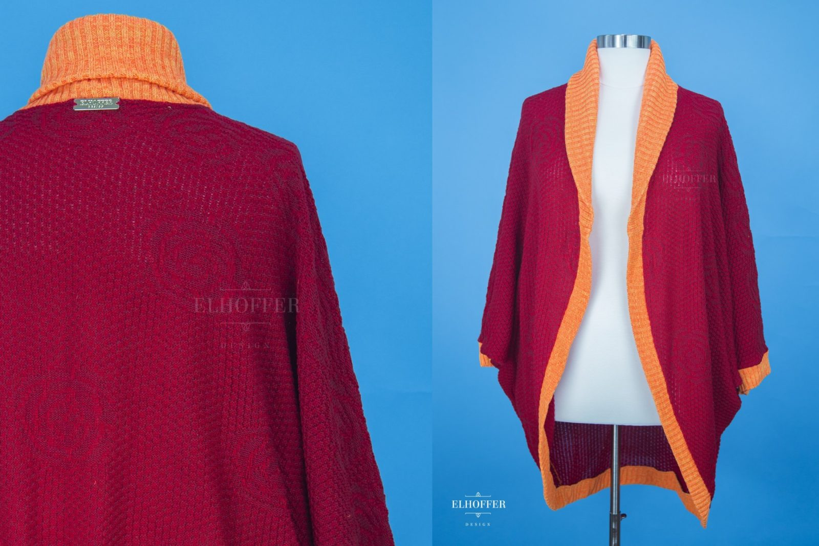 Queen Amidala Cardigan by Elhoffer Design