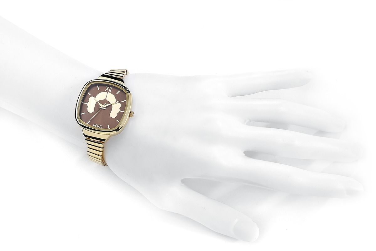 Accutime x Star Wars Women's Princess Leia Rebel Watch at EMP UK