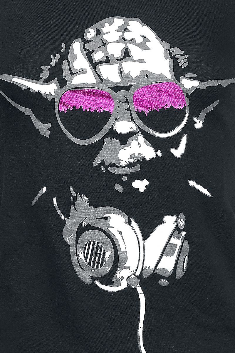 Women's Star Wars Cool Yoda T-Shirt at EMP UK