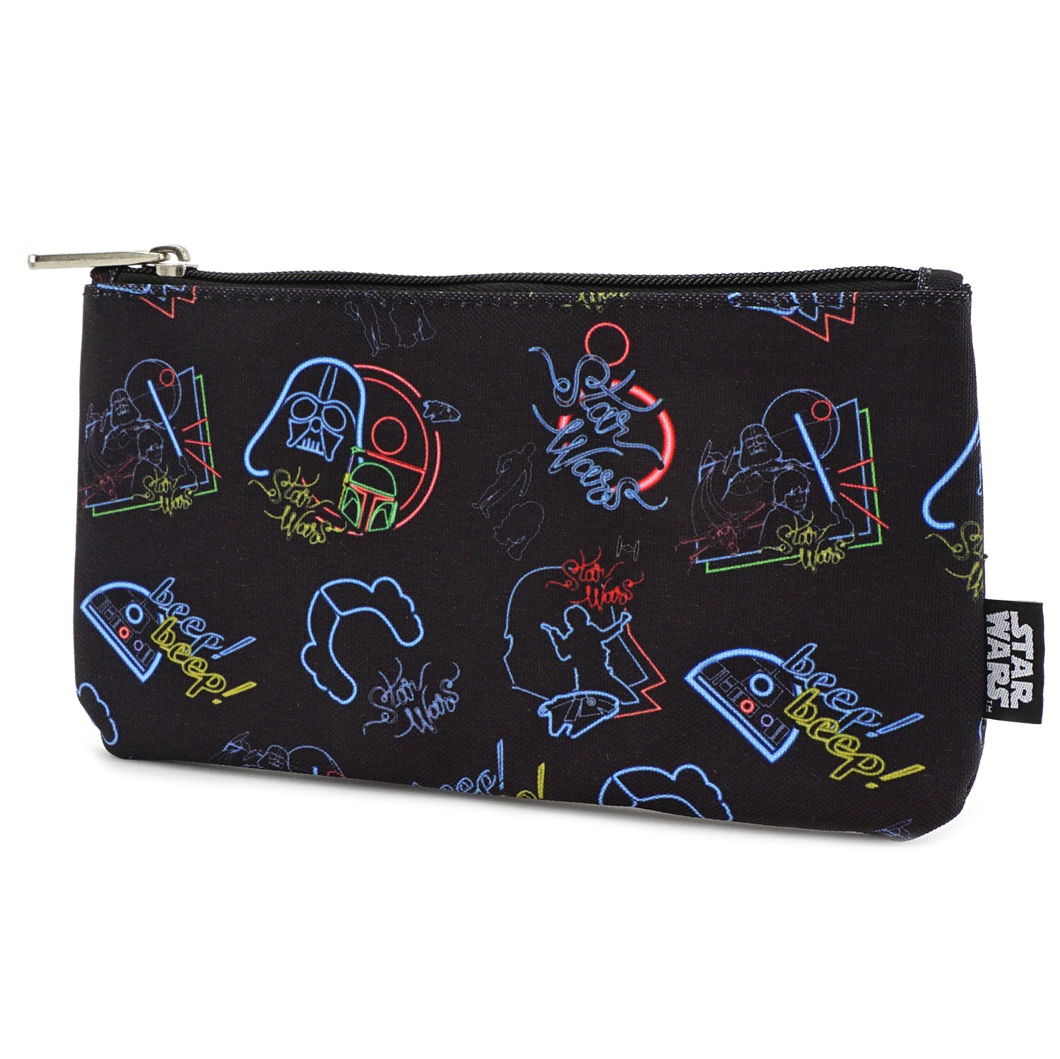 Loungefly x Star Wars Neon Print Coin Purse