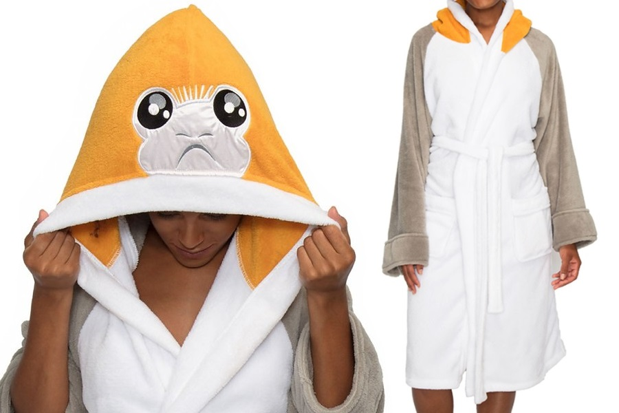 Women's Star Wars Porg Dressing Gown