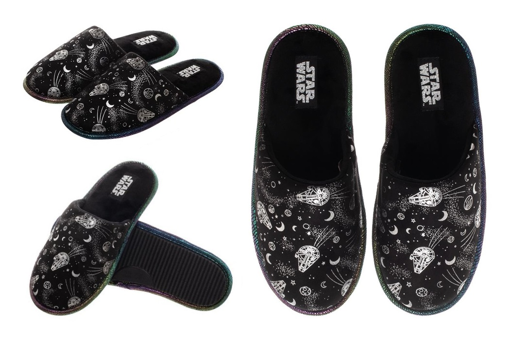 Bioworld Star Wars Millennium Falcon Slippers