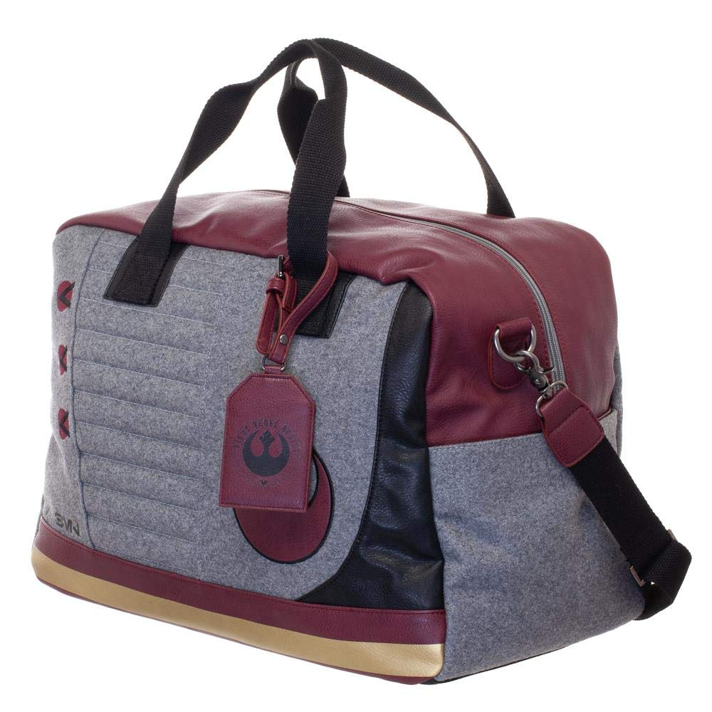 Bioworld x Star Wars Rebel Alliance Duffle Bag Luggage