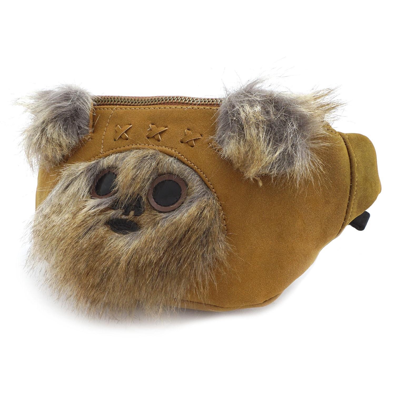 Loungefly x Star Wars Wicket Ewok Belt Bag