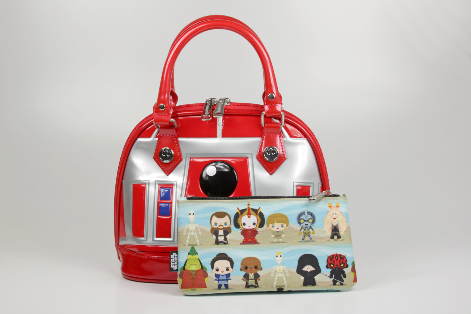 Star Wars The Phantom Menace bags by Loungefly