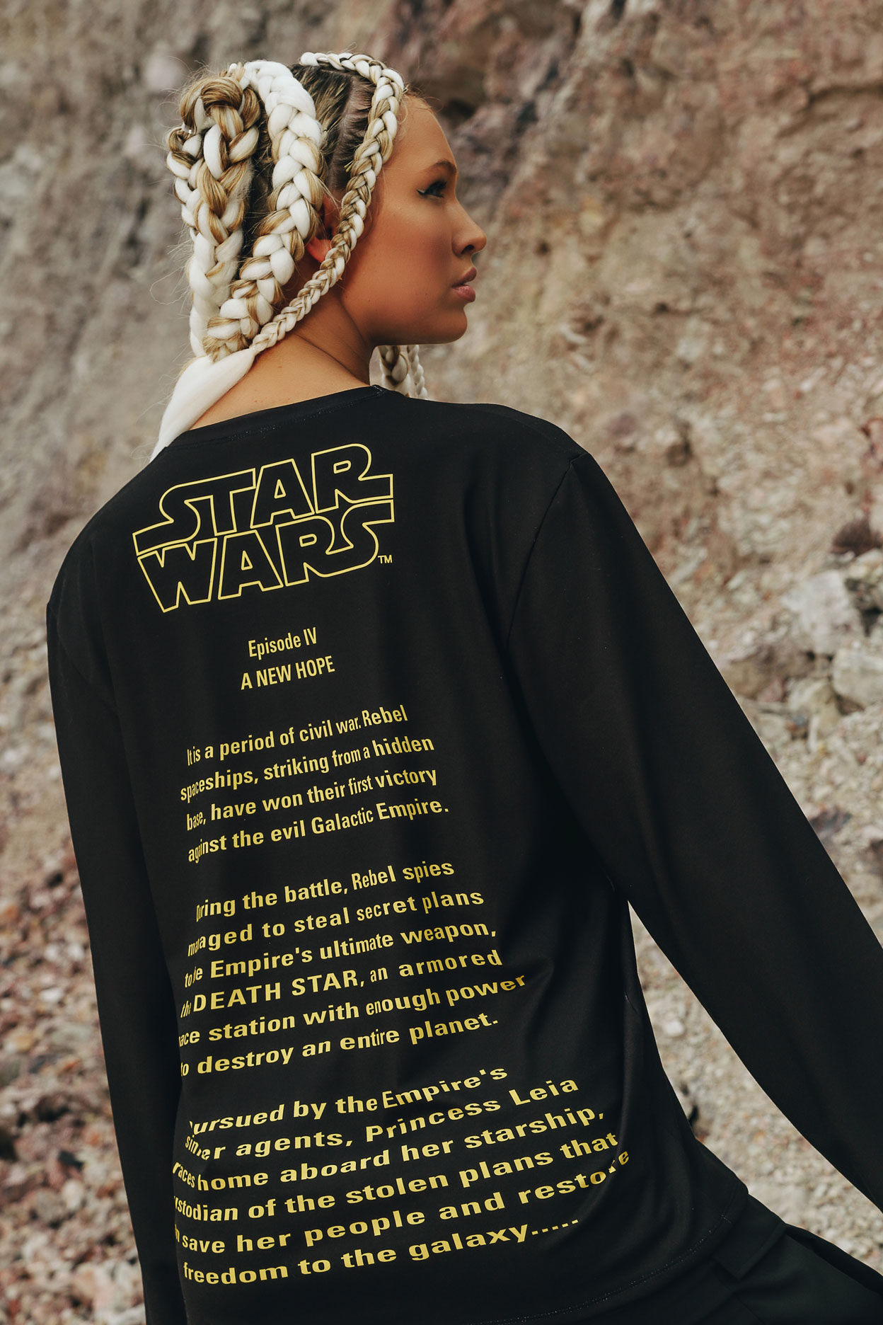 BlackMilk Clothing Star Wars 2019 Collection Lookbook
