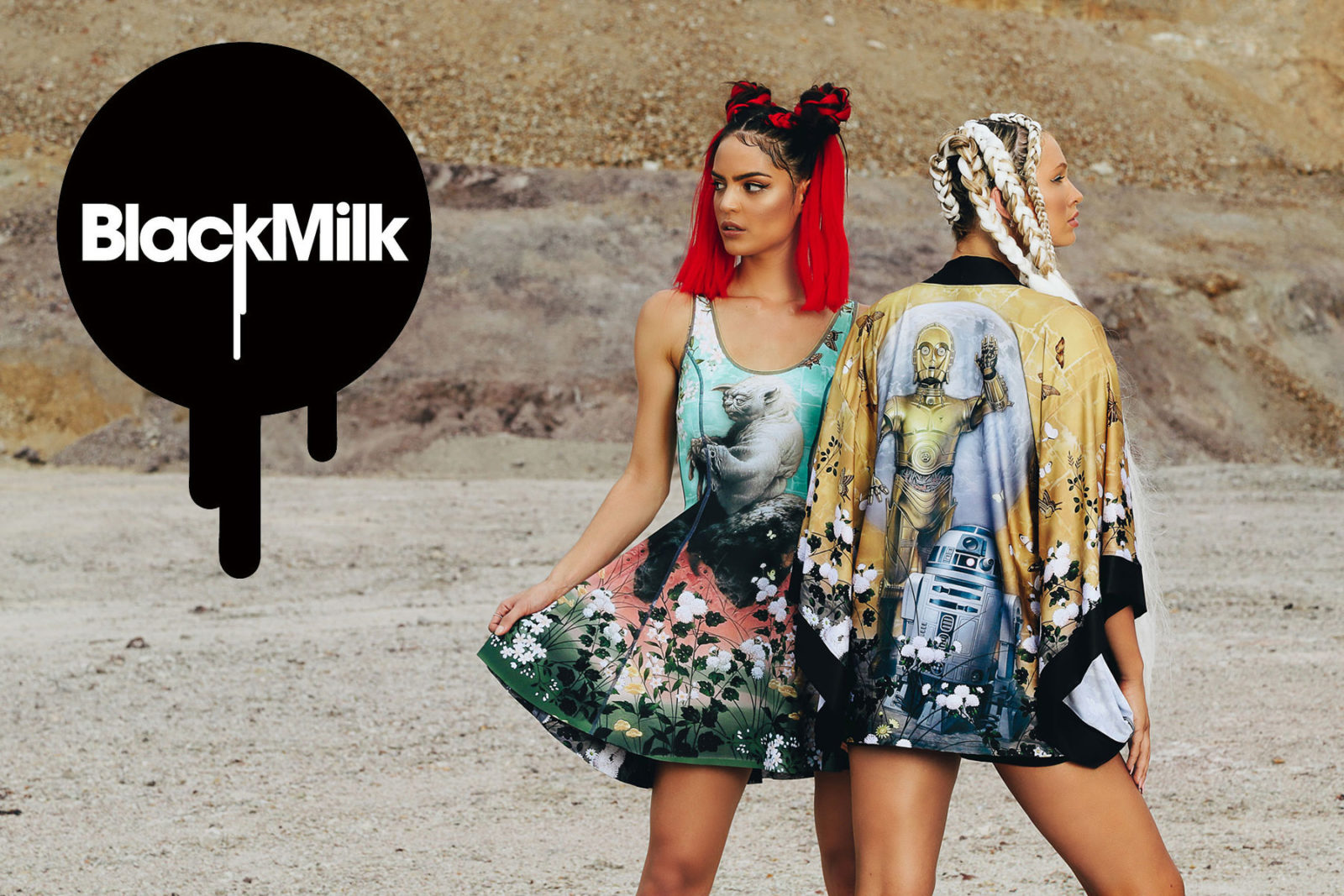 BlackMilk Star Wars 2019 Lookbook