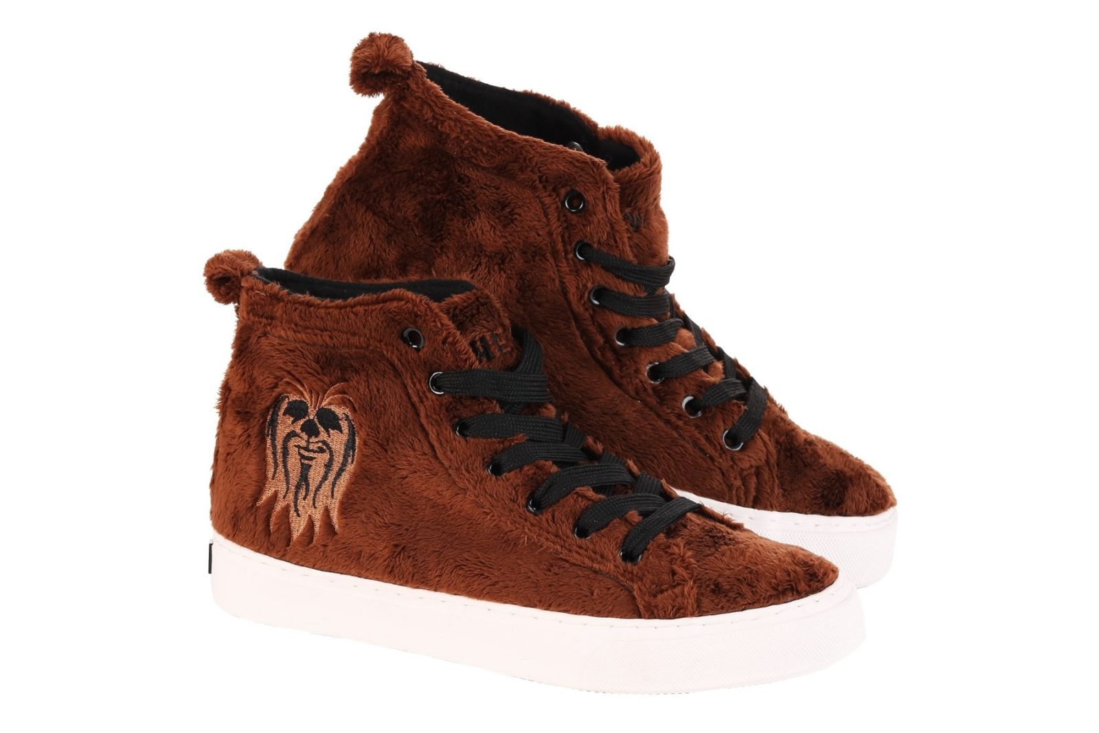 Star Wars Chewbacca Faux Fur High Tops
