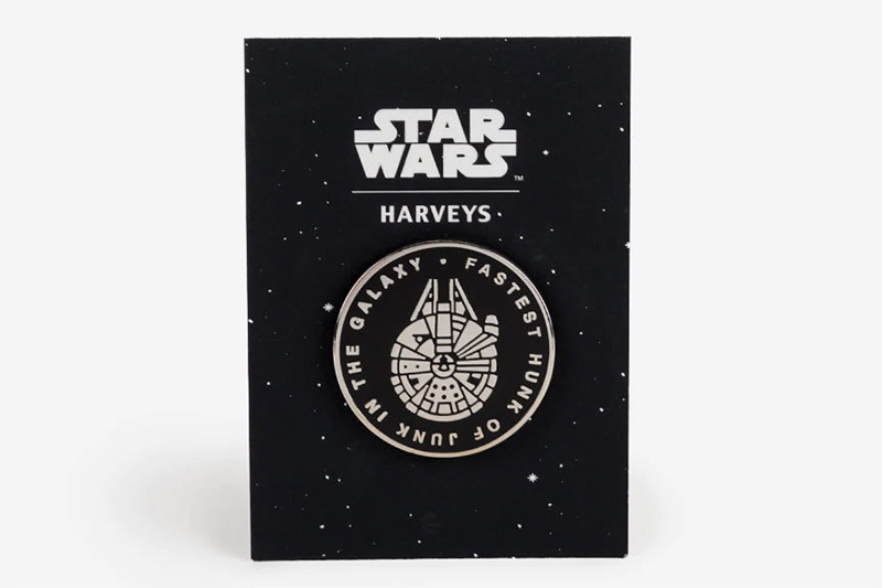 Harveys Lapel Pin - Falcon