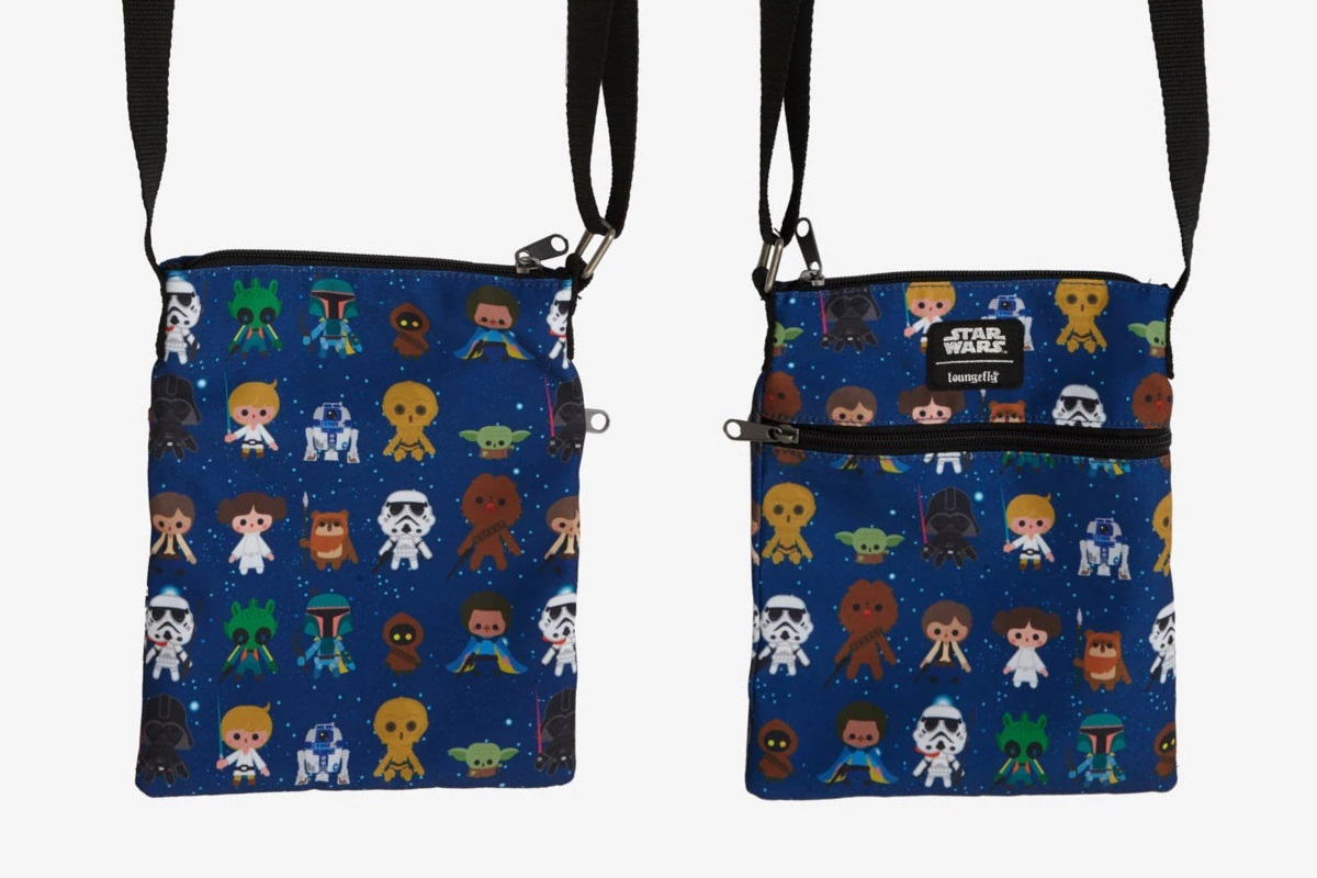 Loungefly Star Wars Chibi Crossbody Bag