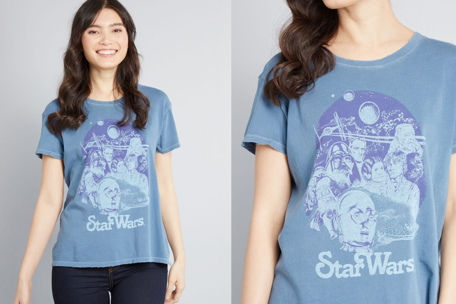 Vintage Style Star Wars Tee at ModCloth