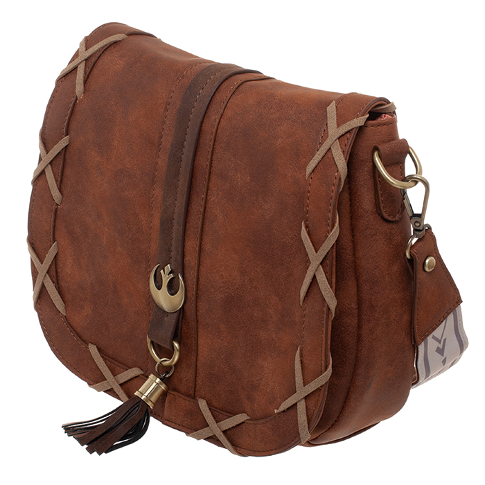 Heroes & Villains x Star Wars Endor Princess Leia Handbag at ThinkGeek