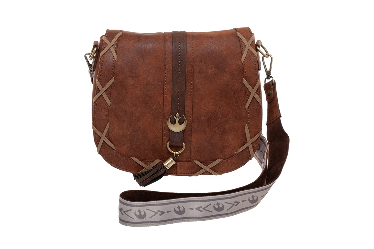 Princess Leia Endor Handbag at ThinkGeek