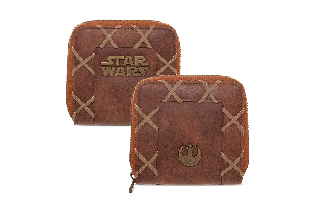 Princess Leia Endor Wallet at ThinkGeek