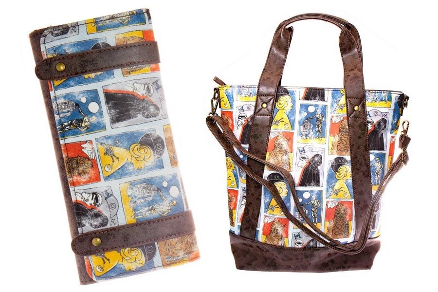 Loungefly Star Wars Tote Bag at Mighty Ape
