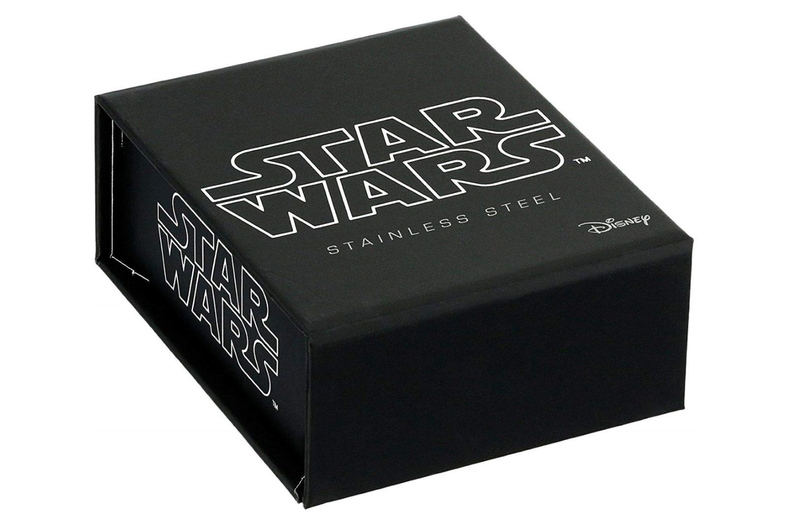 Star Wars R2-D2 Rhinestone Necklace on Amazon