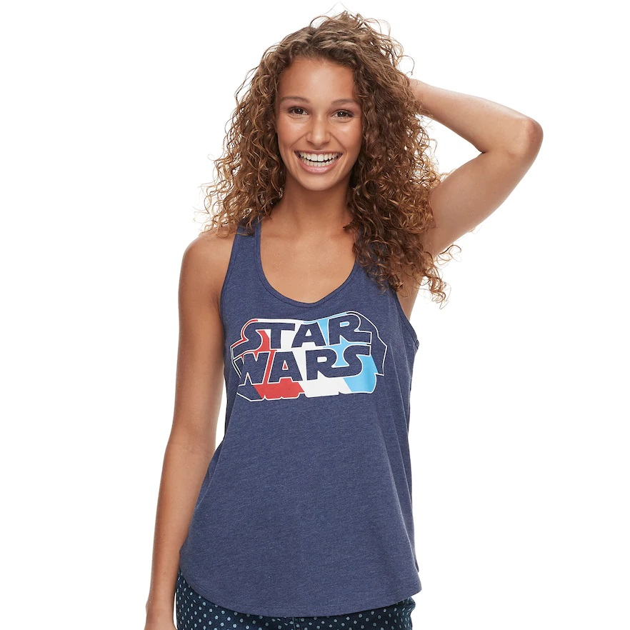 Women's Star Wars July 4th Tops at Kohl's