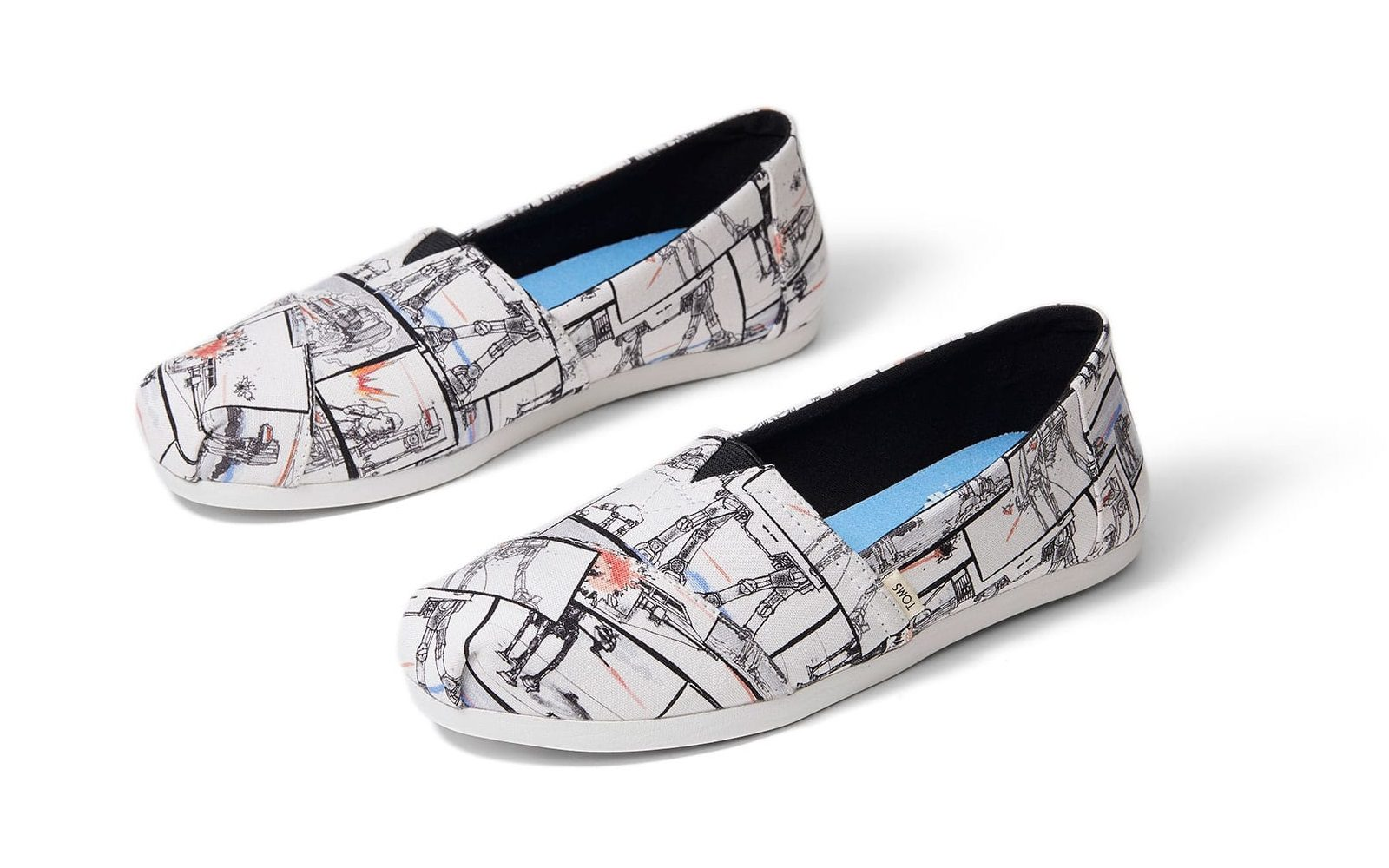 Toms x Star Wars Summer Footwear Collection 2019