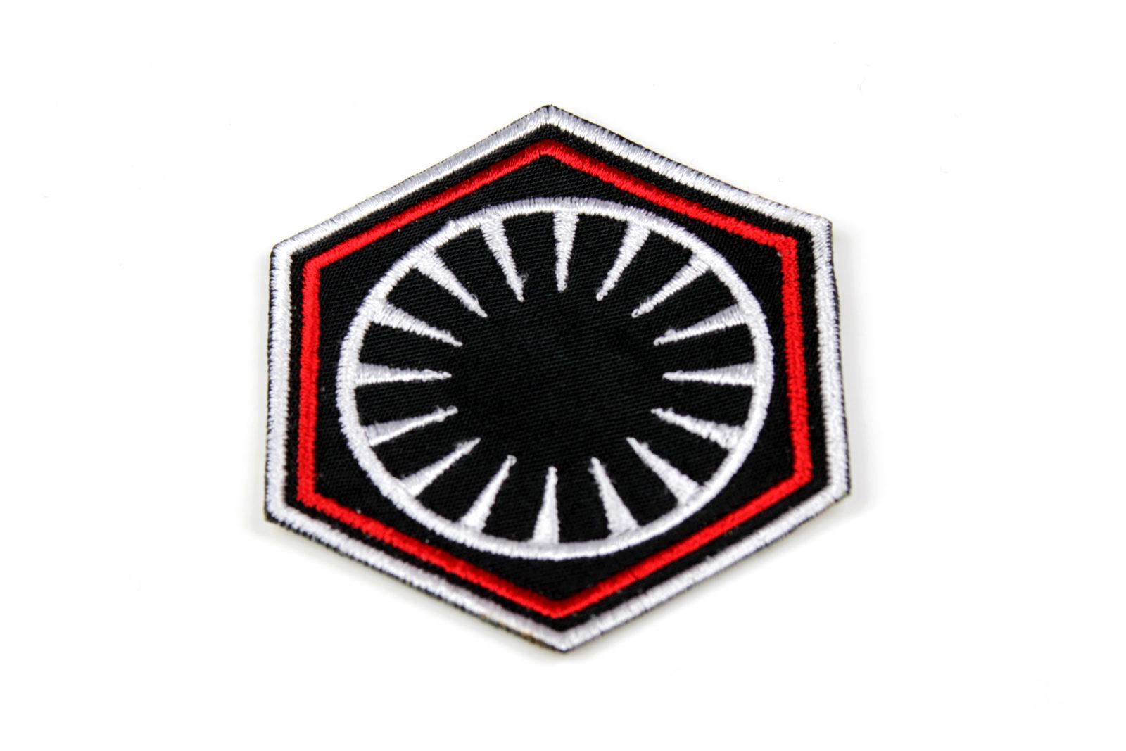 DIY Star Wars First Order Clutch