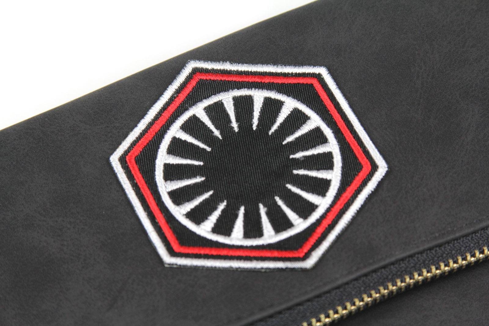 DIY Star Wars First Order Clutch