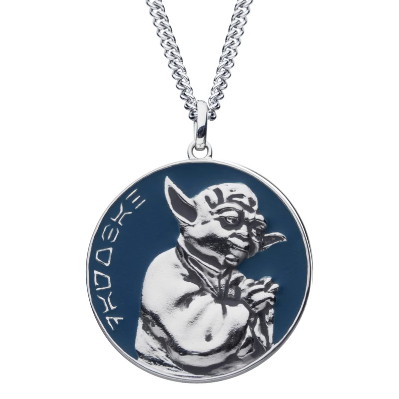 RockLove Planetary Medallion - Dagobah