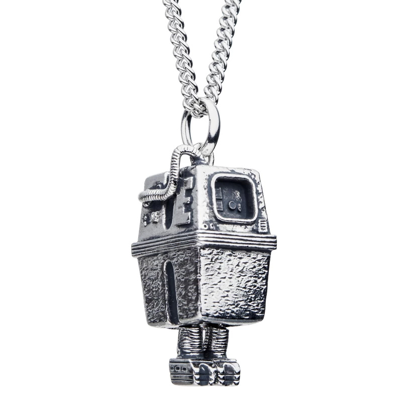 RockLove Gonk Droid Necklace