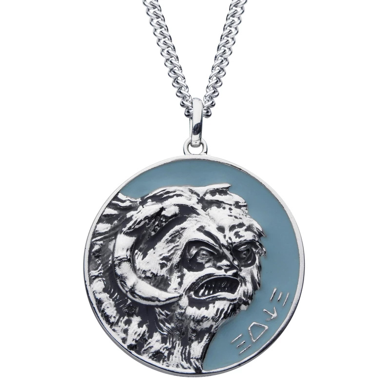 RockLove Planetary Medallion - Hoth