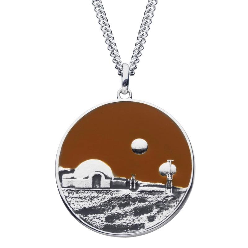 RockLove Planetary Medallion - Tatooine