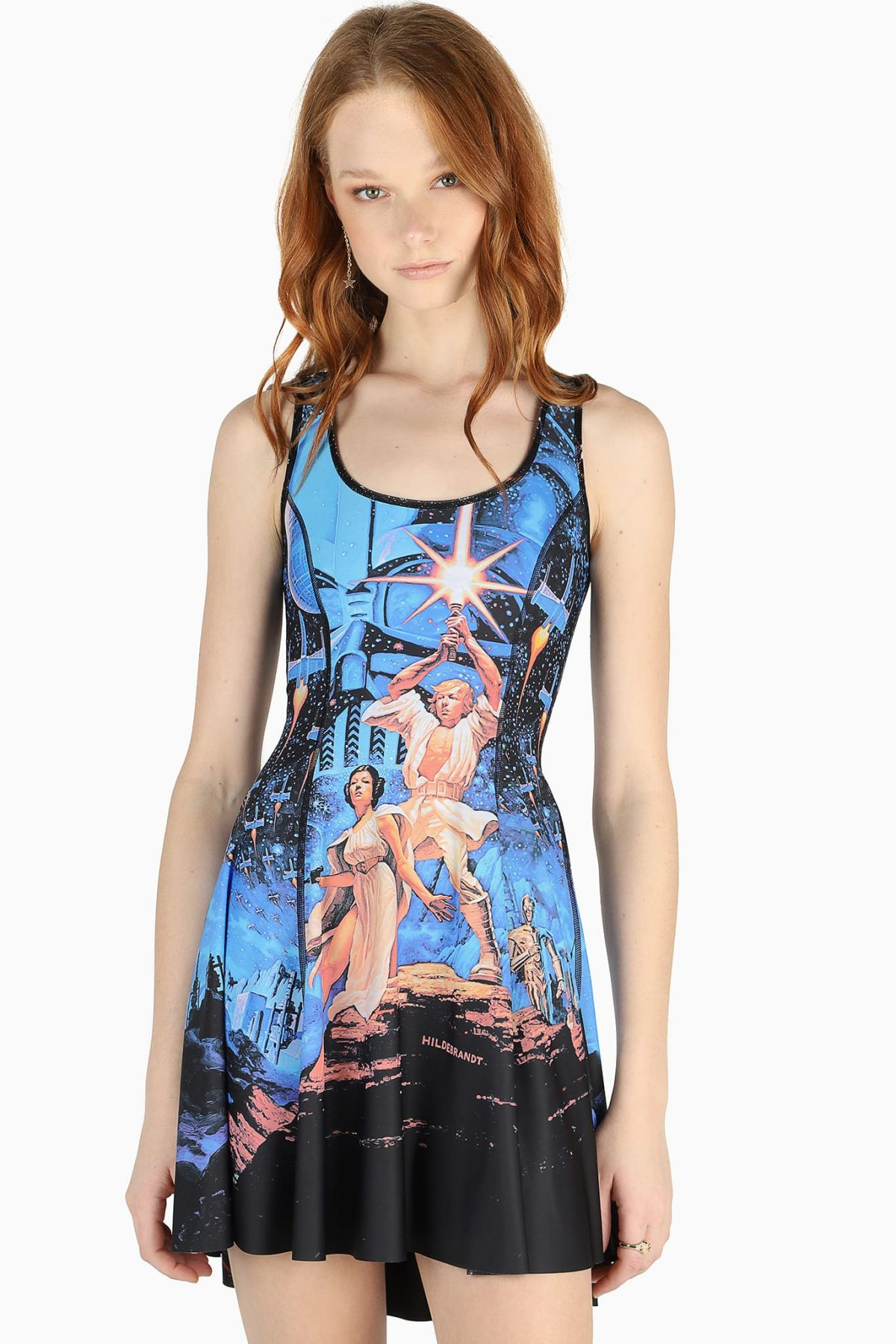 BlackMilk Clothing Star Wars Inside Out Collection