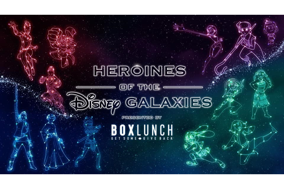 Heroines Of The Disney Galaxies – Live Blogging