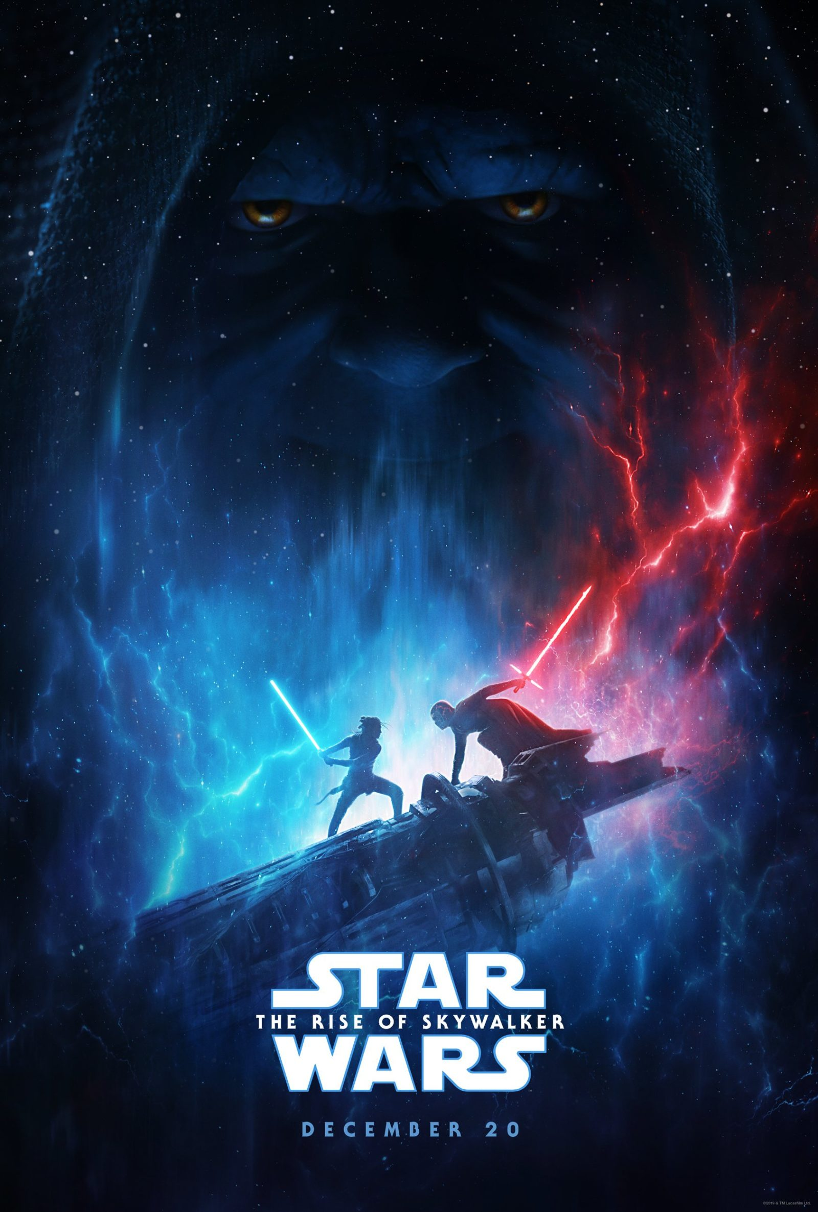 Star Wars The Rise Of Skywalker - poster