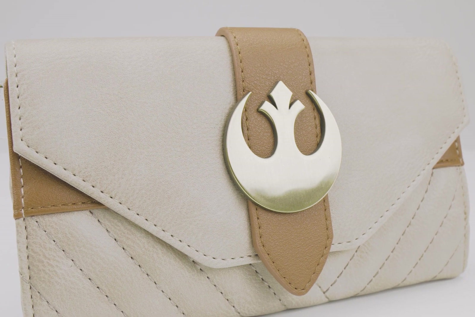 Bioworld x Star Wars The Rise Of Skywalker Rey Mini Backpack and Wallet