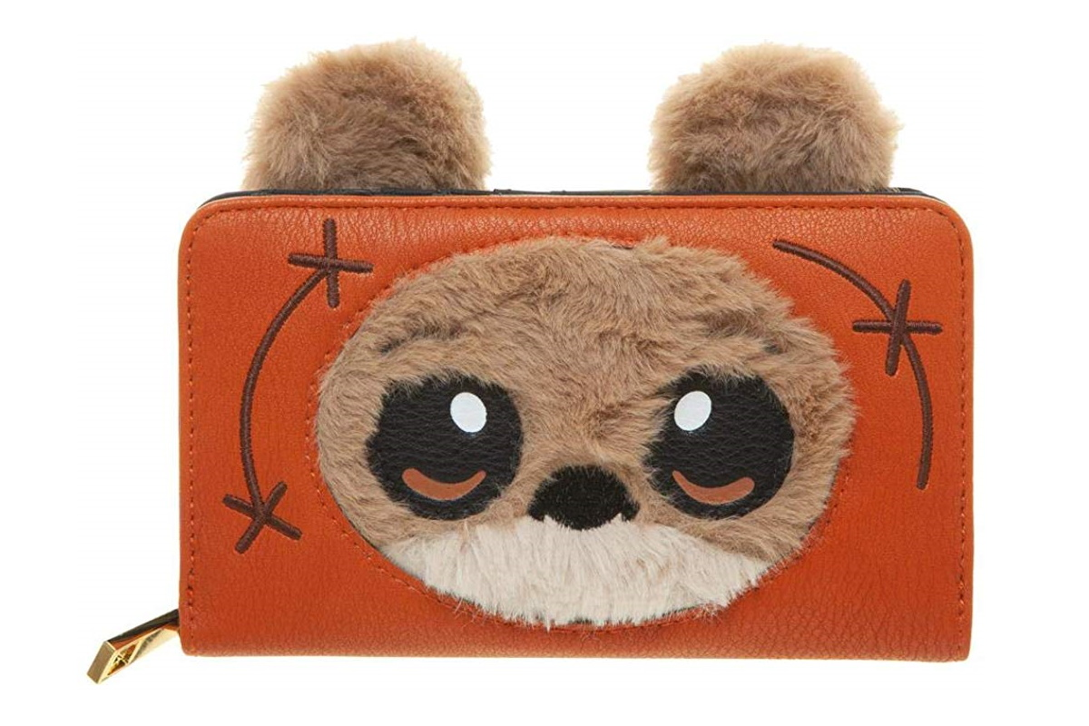 Bioworld Ewok Clutch Wallet on Amazon