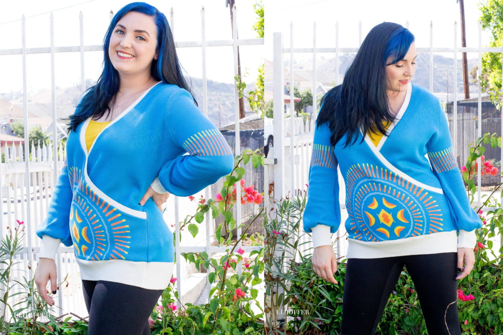 New Elhoffer Design Padme' Amidala Sweater