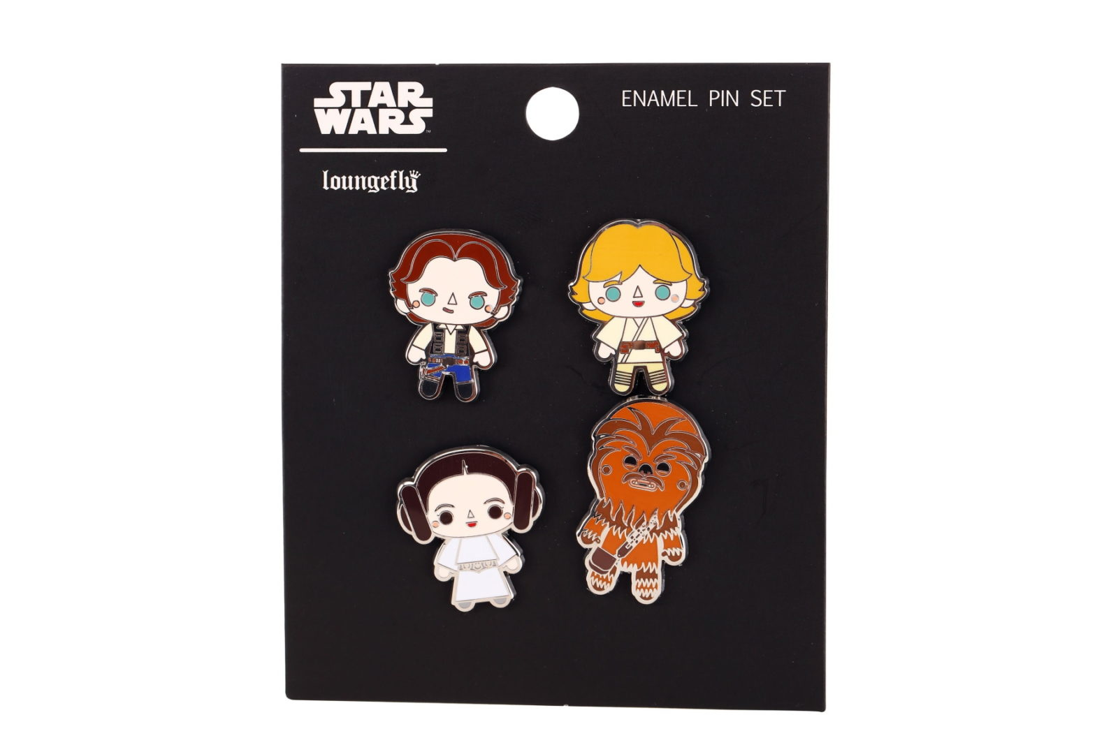 Loungefly A New Hope Character Pin Set